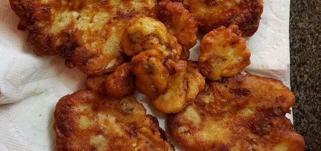 oyster fritters recipe