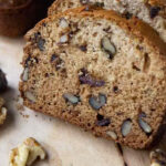 Applesauce Cake With Walnuts