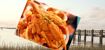 best southern fried catfish - use peanut oil for best results